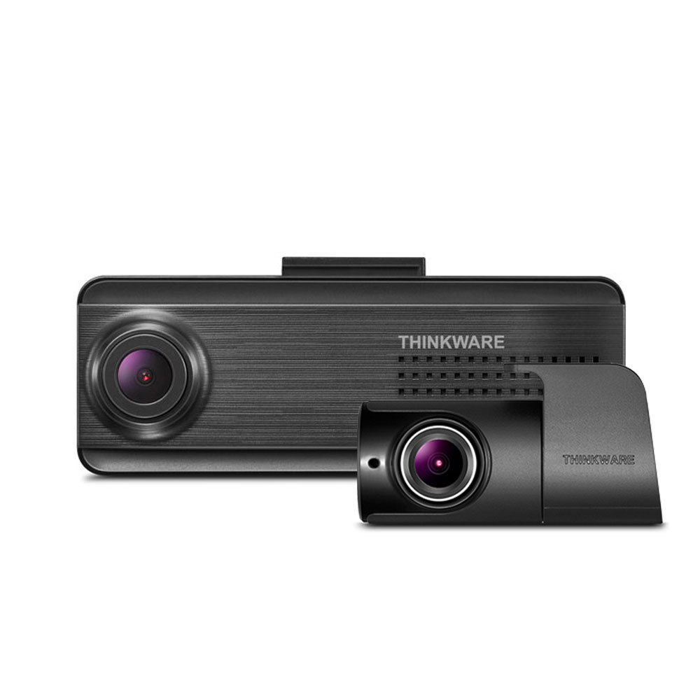 Camera auto cu DVR Thinkware F200 PRO, 2 MP, FCWS/uFCWS, FVDW, LDWS, WiFi, GPS, slot card + camera spate