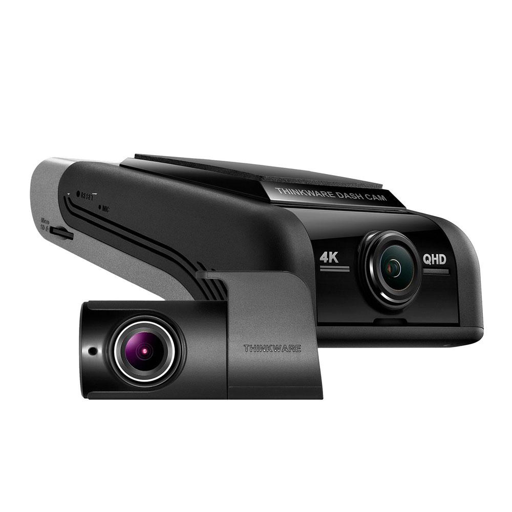 Camera auto cu DVR Thinkware U1000, 4K, 8MP, GPS, WiFi, LDWS/FCWS + camera spate imagine spy-shop.ro 2021