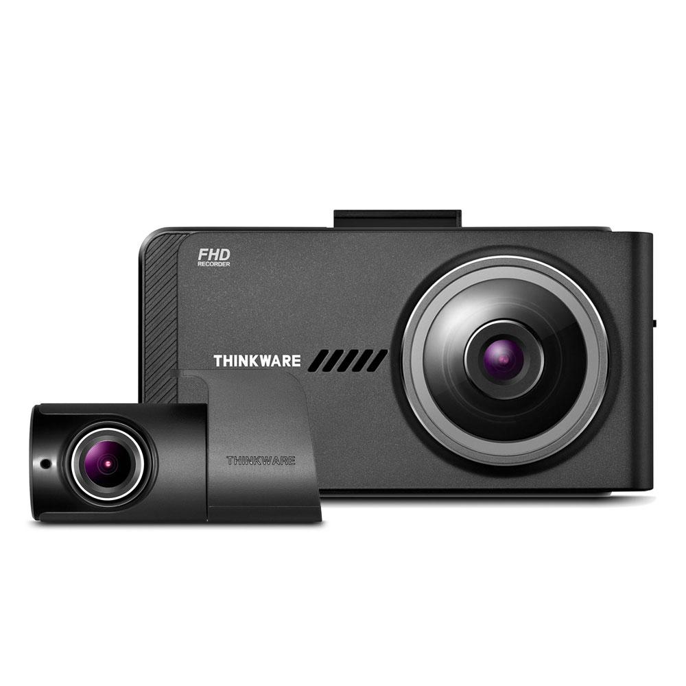 Camera auto cu DVR Thinkware X700, 2 MP, GPS, LDWS/FCWS + camera spate imagine spy-shop.ro 2021