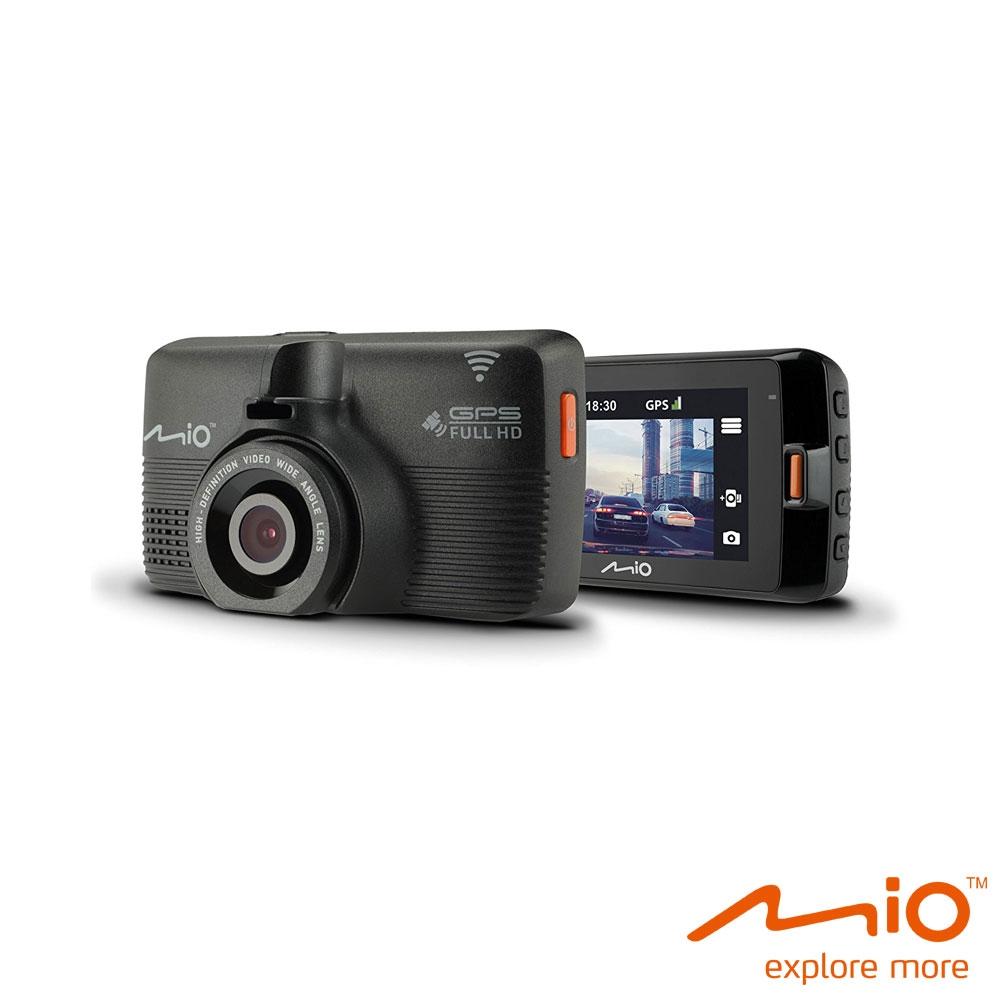 Camera Auto Full Hd Cu Dvr, Gps Si Wifi Mio Mivue 792