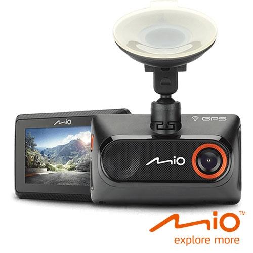 Camera Auto Full Hd Cu Dvr, Wifi Si Gps Mio Mivue 786
