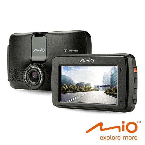 CAMERA AUTO FULL HD CU GPS SI WIFI MIO MIVUE 733