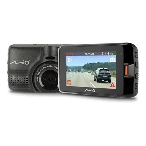 Camera Auto Quad Hd Cu Dvr Si Gps Mio Mivue 751