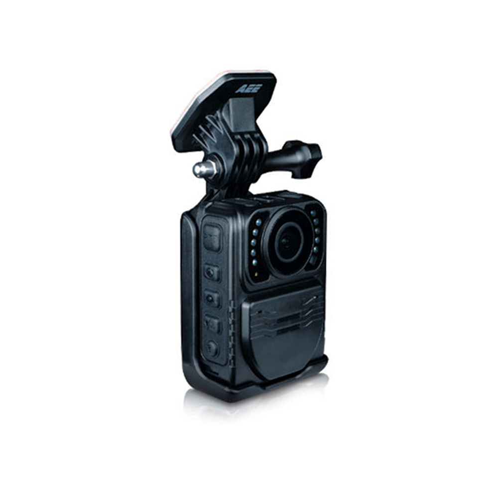 Camera Body worn Law Enforcement AEE P60B, 22 MP, IP67, WiFi imagine