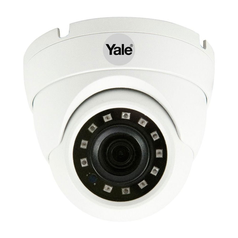 Camera supraveghere interior YALE SV-ADFX-W 2 MP IR 30 m