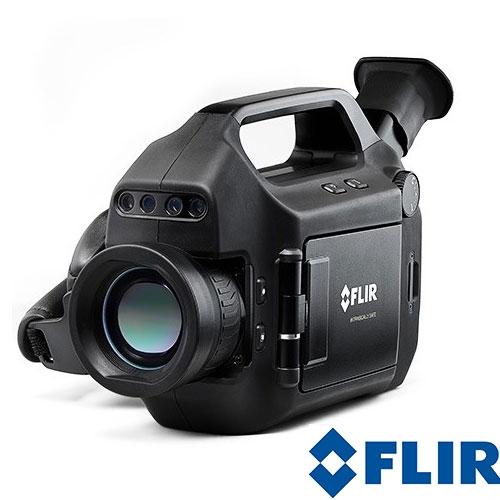 CAMERA CU TERMOVIZIUNE SI DETECTOR GAZ FLIR GFX320