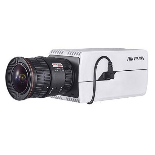 Camera de supraveghere Box IP de interior Hikvision DS-2CD5046G0-AP, 3 MP
