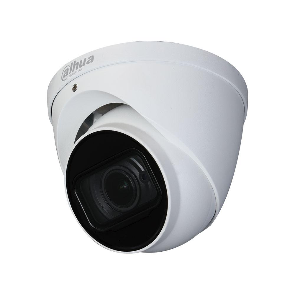 Camera supraveghere Dome Dahua Starlight HAC-HDW1230T-Z-A-2712, 2MP, IR 60 m, 2.7 - 12 mm, microfon, motorizat
