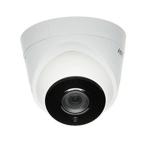 Camera de supraveghere Dome Hikvision TurboHD DS-2CE56D0T-IT3E, 2 MP, IR 40 m, 2.8 mm