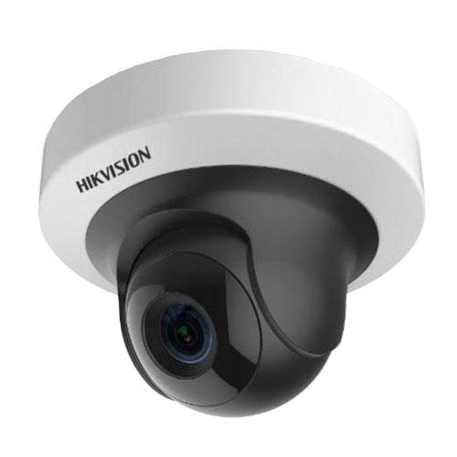 Camera de supraveghere Dome IP de interior Hikvision DS-2CD2F22FWD-I, 2 MP, IR 10 m, 4 mm imagine spy-shop.ro 2021