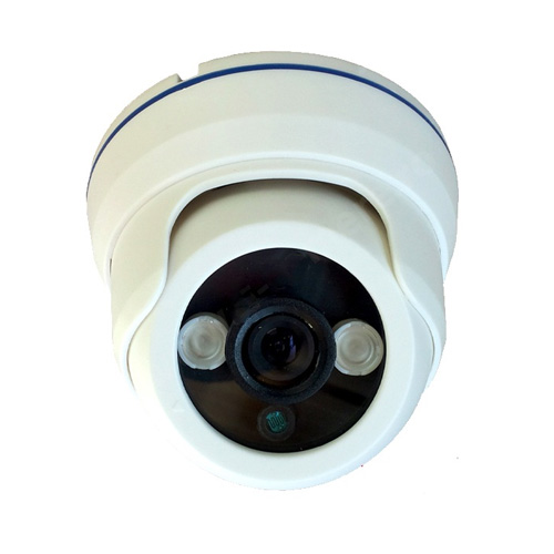 Camera supraveghere Dome KM-110HS, 700 LTV, IR 20 m, 3.6 mm