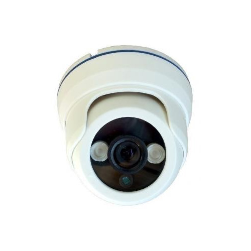 Camera supraveghere Dome KM-111HE, 700 LTV, IR 20 m, 3.6 mm