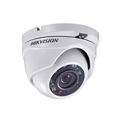 Camera supraveghere Dome Hikvision TurboHD DS-2CE56C2T-IRM, 1 MP, IR 20 m, 2.8 mm