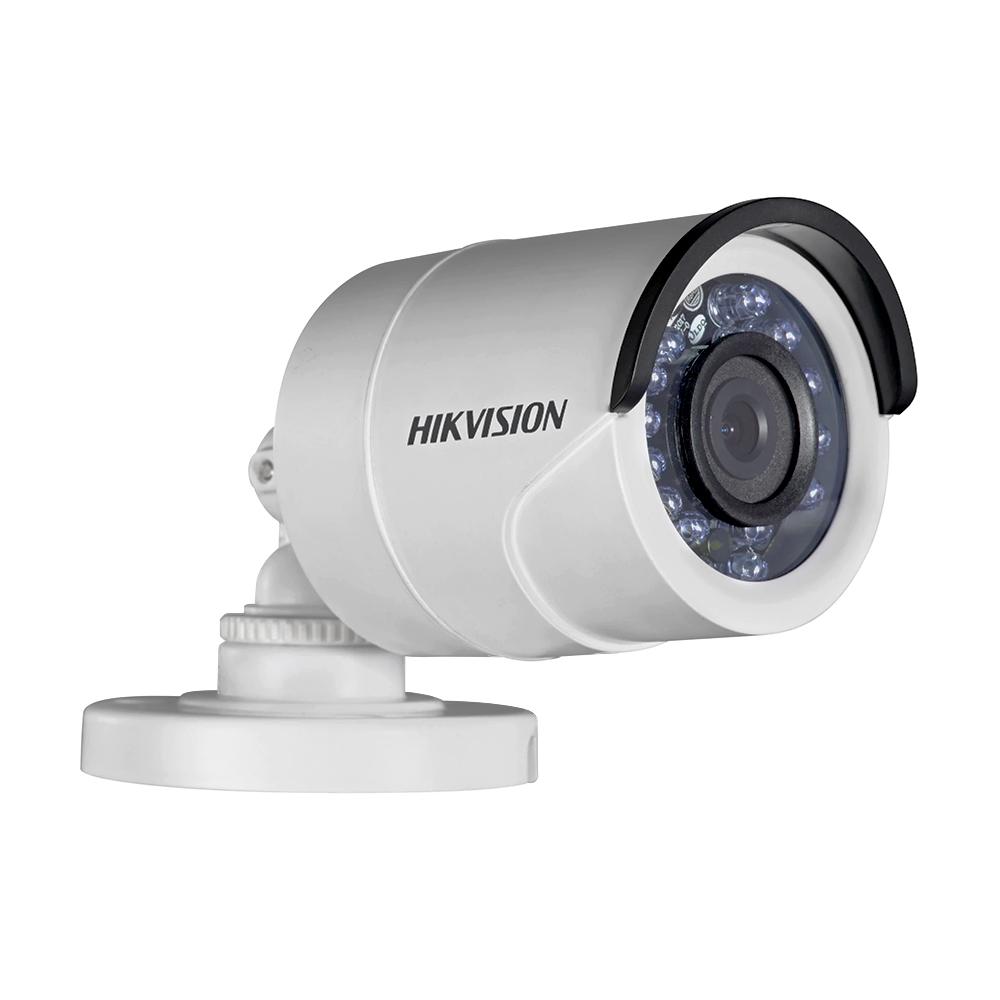 Camera de supraveghere Turbo HD Hikvision DS-2CE16D0T-IRPE, 2 MP, IR 20 m, 2.8 mm