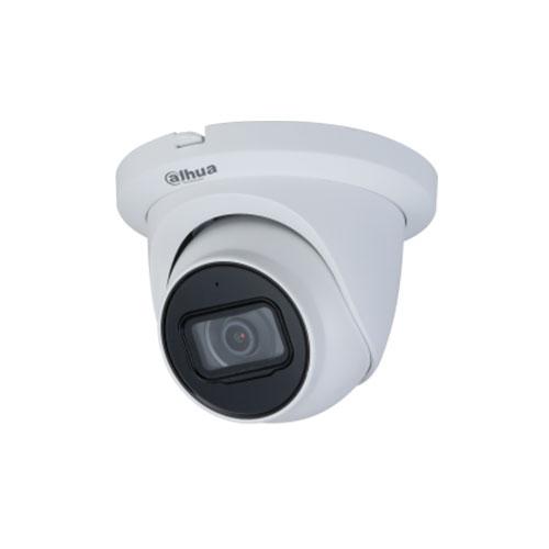 Camera de supraveghere IP Dome Dahua IPC-HDW2231T-AS-0360B-S2, 2 MP, IR 30 m, 3.6 mm, microfon