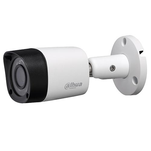 Camera supraveghere exterior Dahua HDCVI HAC-HFW1000RM, 1 MP, IR 20 m, 3.6 mm