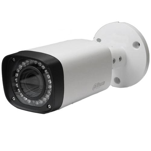 Camera supraveghere exterior Dahua HDCVI HAC-HFW1100R-VF, 1 MP, IR 30 m, 2.7 - 12 mm