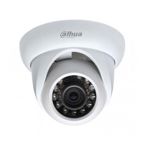 Camera supraveghere Dome Dahua HAC-HDW2100S, 1.3 MP, IR 15 m, 3.6 mm