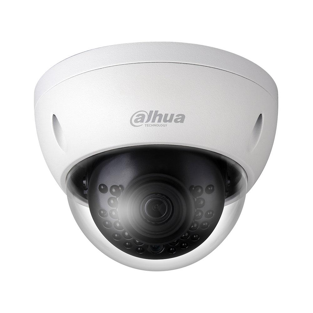 Camera de supraveghere IP Dome Dahua IPC-HDBW1531E-0360B, 5 MP, IR 30 m, 3.6 mm imagine spy-shop.ro 2021