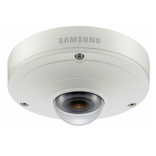 Camera supraveghere Dome IP Samsung SNF-7010V, 3 MP, IP66, IK10, 1.05 mm