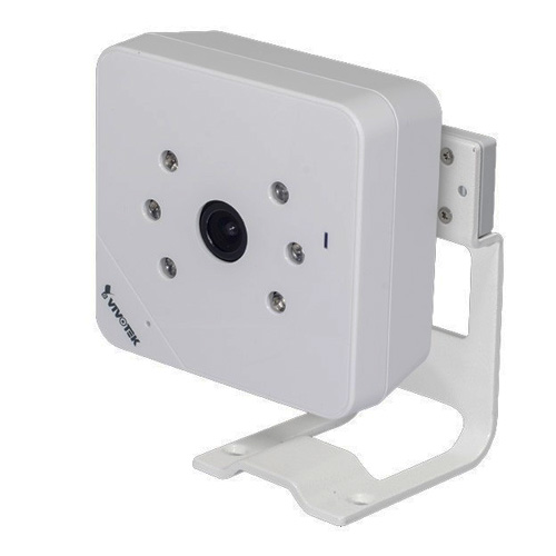 Camera supraveghere interior IP Vivotek IP8131, 1 MP, IR 6 m, 3.6 mm