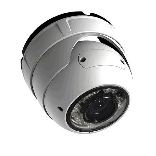 Camera supraveghere Dome IP Sunell SN-IPV54/14ALDN, 2 MP, IR 30 m, 3.3 - 12 mm