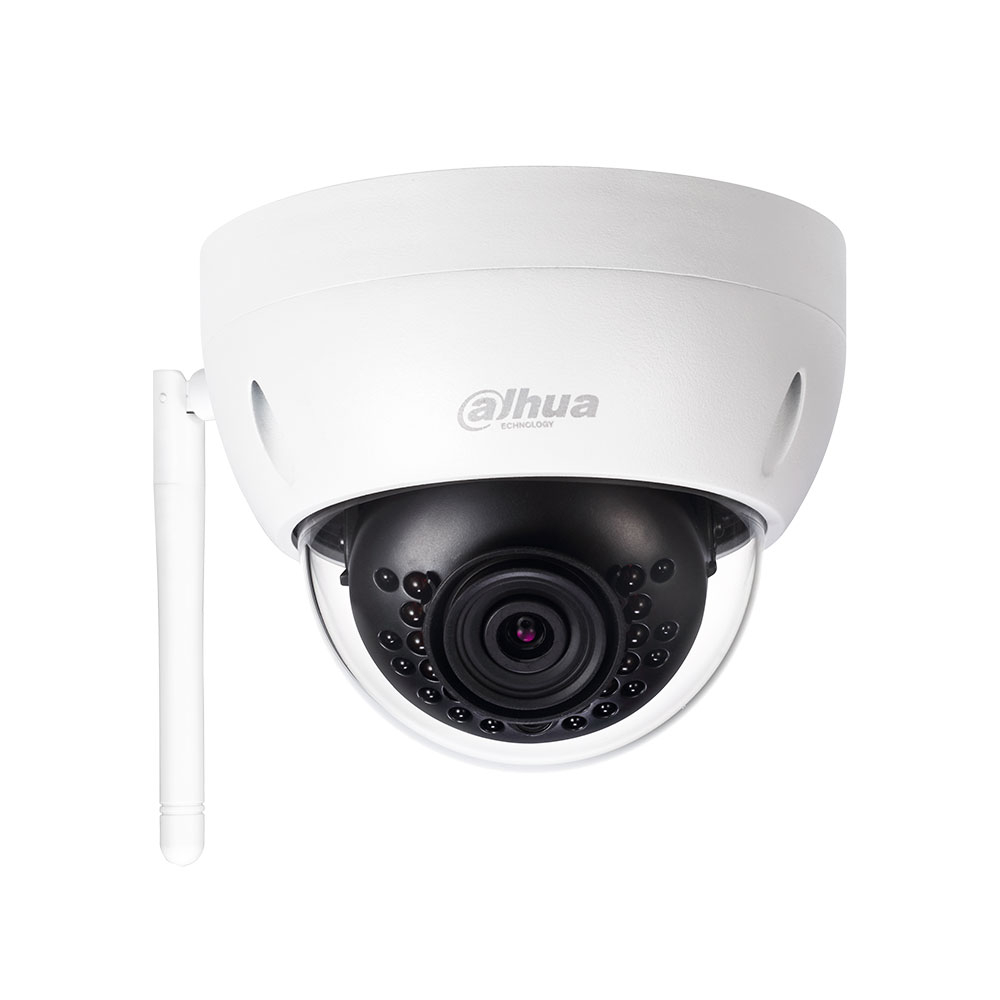 Camera de supraveghere IP wireless Dahua IPC-HDBW1435E-W-0360B, 4 MP, IR 30 m, 3.6 mm imagine spy-shop.ro 2021
