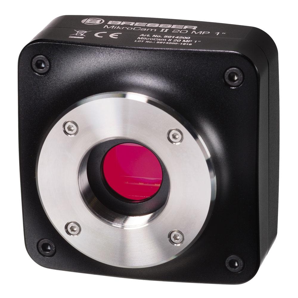 Camera MikroCam II Bresser 5914200, 20 MP