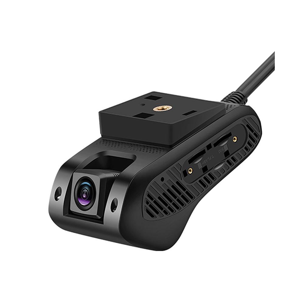 Camera duala pentru masina JC400P, 2 MP, GPS, GSM 4G, WiFi, slot card, microfon, buton SOS imagine spy-shop.ro 2021