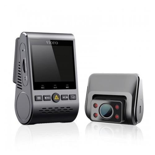 Camera pentru masina VIOFO A129 DUO IR, 2MP, WiFi, night vision, GPS imagine spy-shop.ro 2021