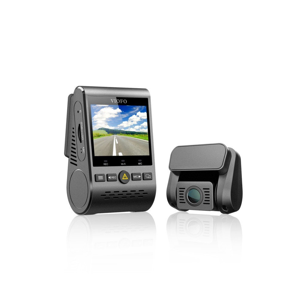 Camera pentru masina VIOFO A129 DUO-G, 2MP, WiFi, GPS imagine spy-shop.ro 2021