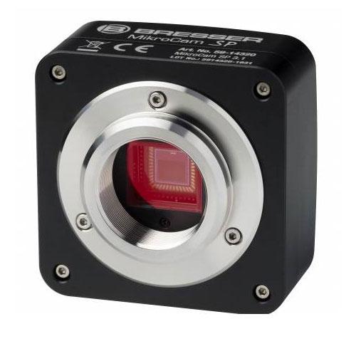Camera pentru microscop Bresser MikroCam SP 3.1 imagine spy-shop.ro 2021