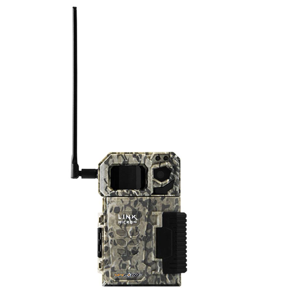Camera pentru vanatoare SpyPoint Link-Micro, 10 MP, GSM 4G imagine spy-shop.ro 2021