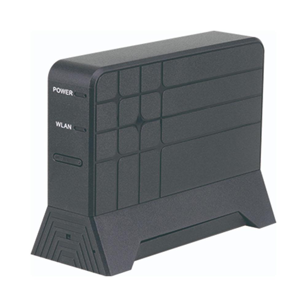 Camera spion disimulata in amplificator wireless WiFi/IP LawMate PV-WB10I, 2 MP video, 2 MP foto, 4.3 mm, inregistrare 500 min, slot card, microfon