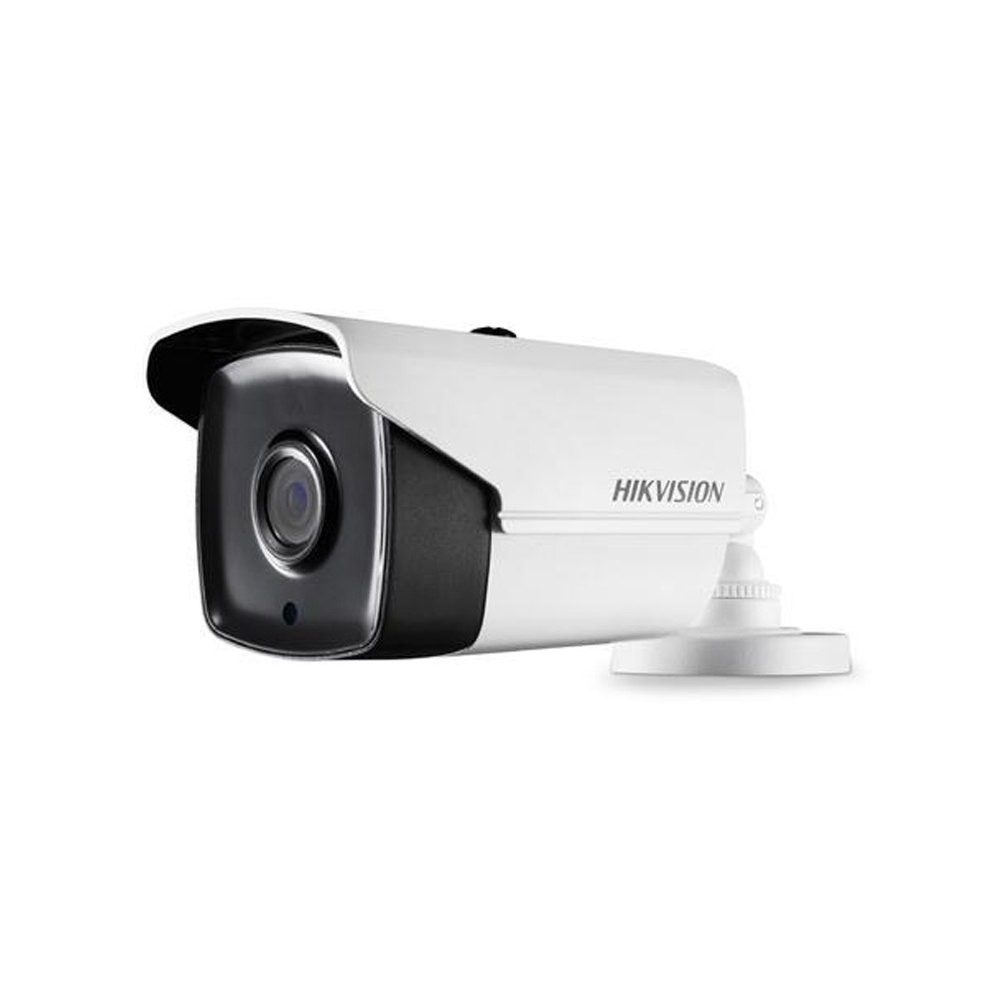 Camera Supraveghere Exterior Hikvision Turbohd 4.0 Ds-2ce16h0t-it3e, 5 Mp, Ir 40 M, 2.8 Mm, Poc