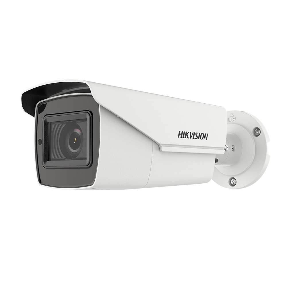 Camera Supraveghere Exterior Hikvision Turbohd Ds-2ce16h0t-it3zf, 5 Mp, Ir 40 M, 2.7 - 13. 5 Mm