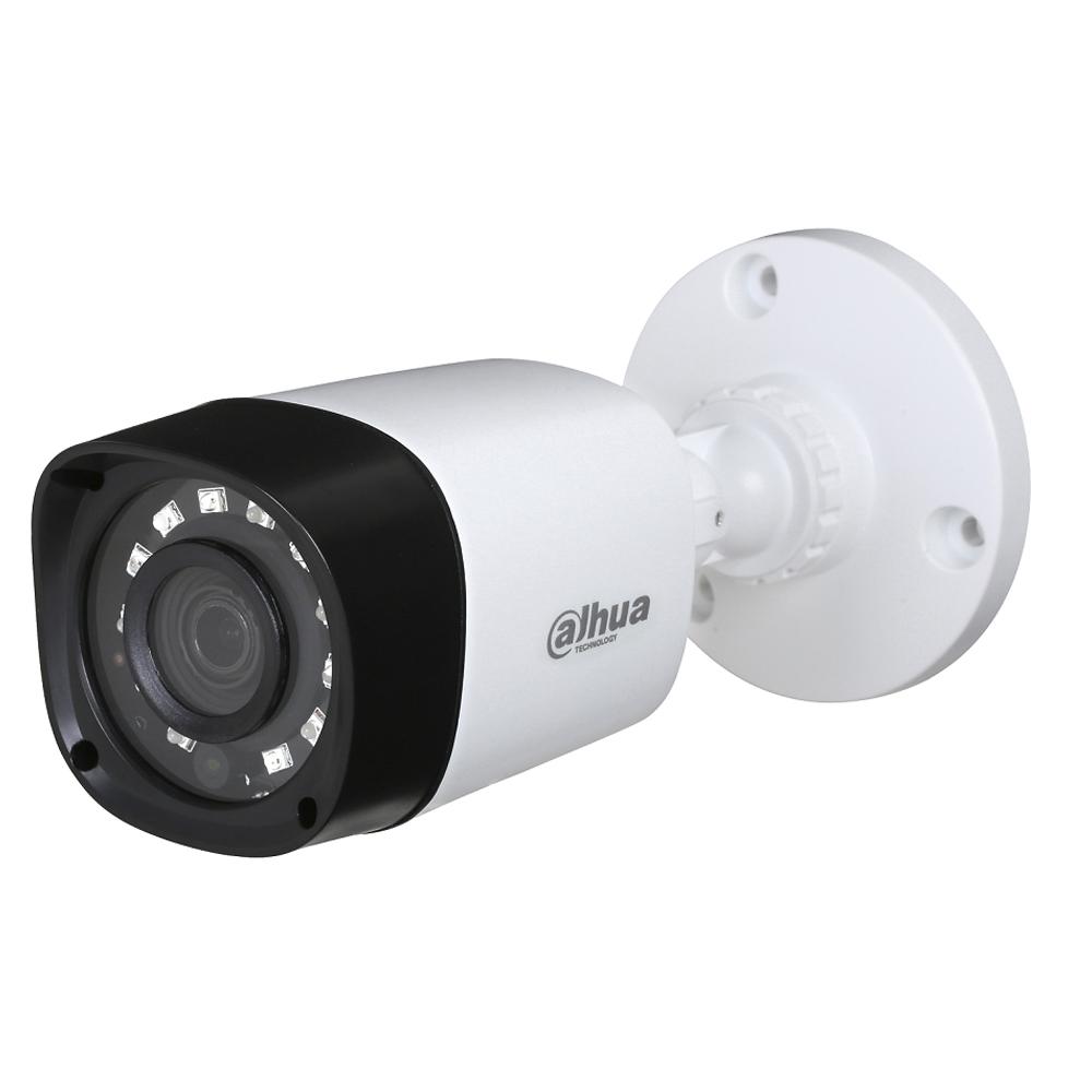 Camera supraveghere exterior Dahua HDCVI HAC-HFW1220R, 2 MP, IR 20 m, 3.6 mm