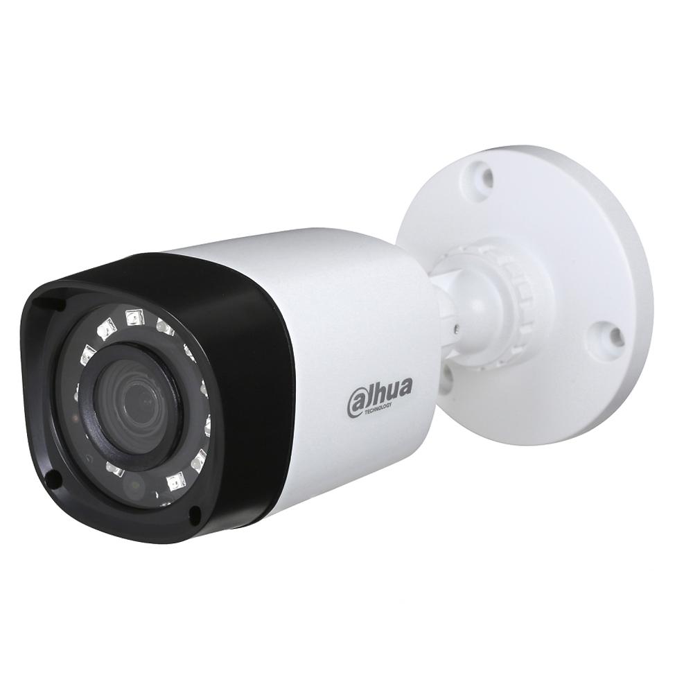 Camera supraveghere exterior Dahua HDCVI HAC-HFW1220RM, 2 MP, IR 20 m, 3.6 mm