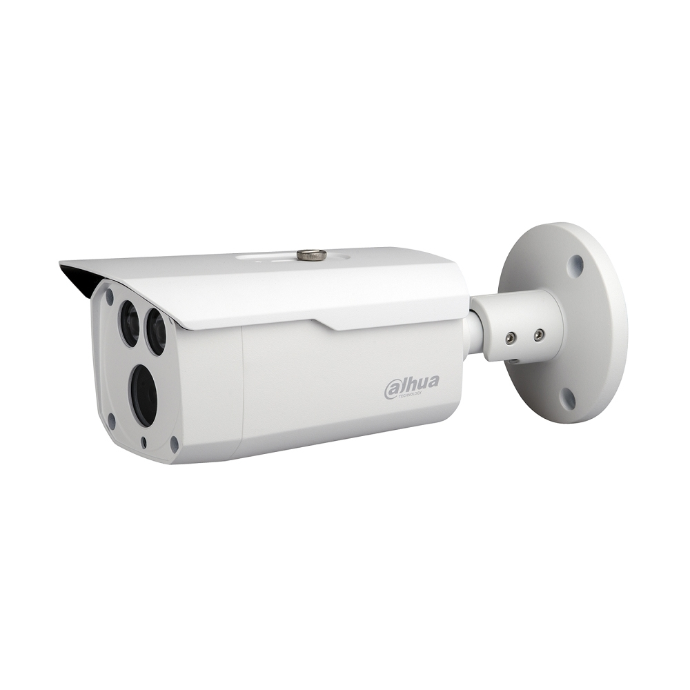 Camera supraveghere exterior Dahua HDCVI HAC-HFW1400D, 4 MP, IR 80 m, 3.6 mm