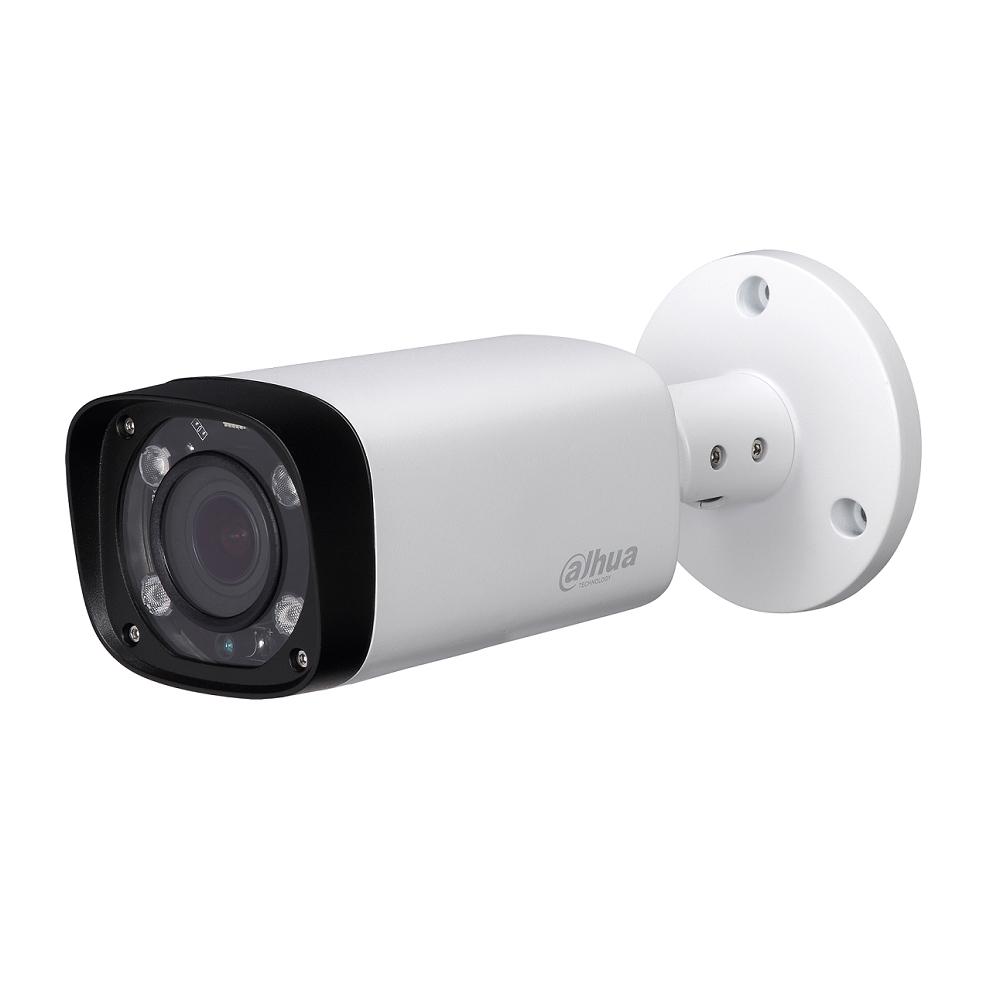 Camera supraveghere exterior Dahua HDCVI HAC-HFW2231R-Z-IRE6, 2 MP, IR 60 m, 2.7 - 13.5 mm