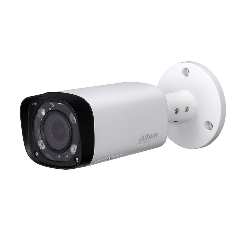 Camera supraveghere exterior Dahua HDCVI HAC-HFW2401R-Z-IRE6, 4 MP, IR 60 m, 2.7 - 12 mm
