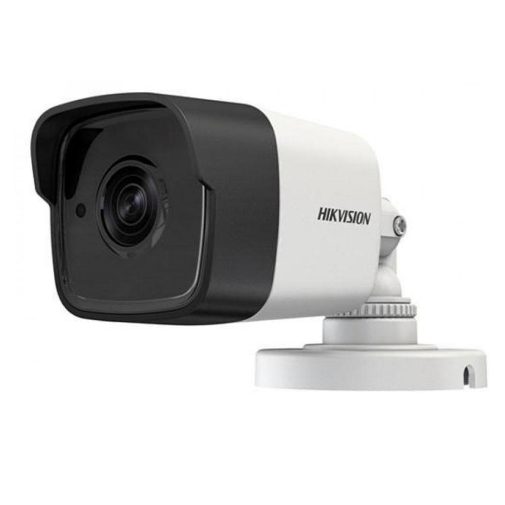 Camera supraveghere exterior Hikvision TurboHD DS-2CE16H1T-IT, 5 MP, IR 20 m, 2.8 mm