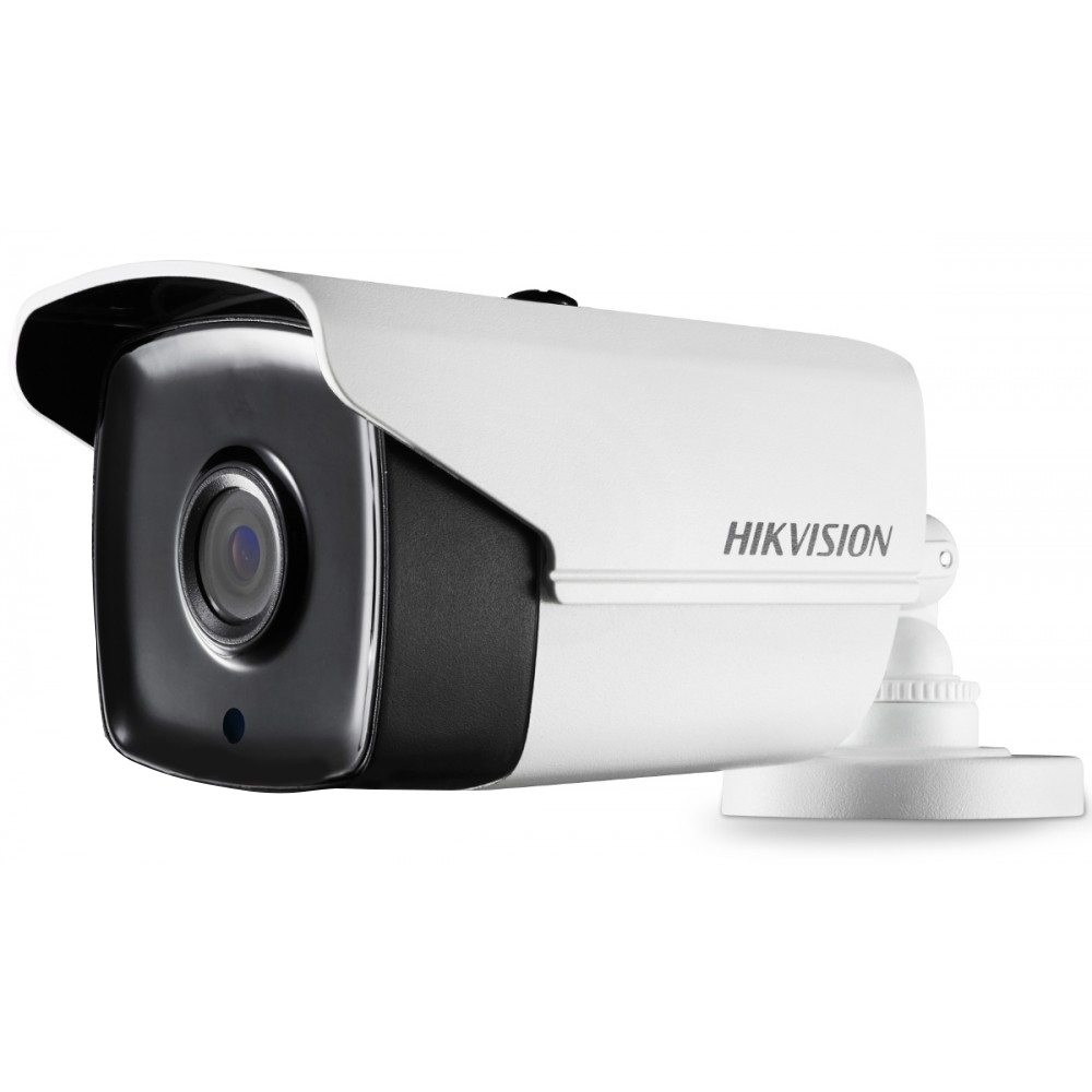 Camera supraveghere exterior Hikvision TurboHD DS-2CE16F7T-IT3, 3 MP, IR 40 m, 3.6 mm