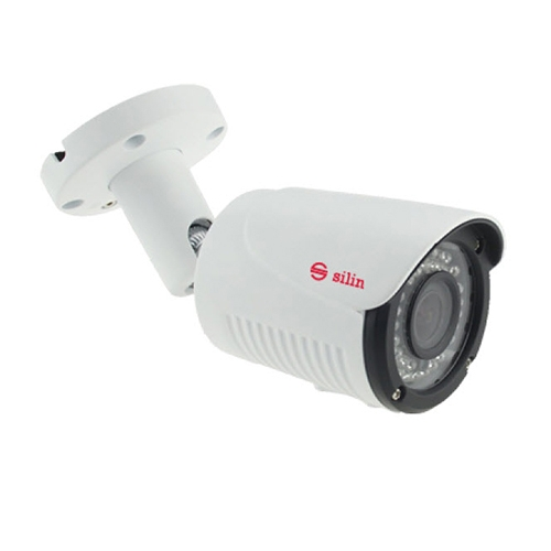 Camera supraveghere exterior Silin SCT-1040BV, 1 MP, IR 30 m, 2.8 - 12 mm