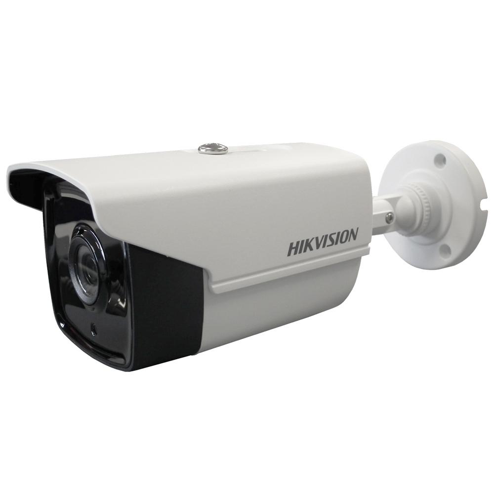Camera supraveghere exterior Hikvision Ultra Low Light TurboHD DS-2CE16D8T-IT3F, 2 MP, IR 40 m, 2.8 mm