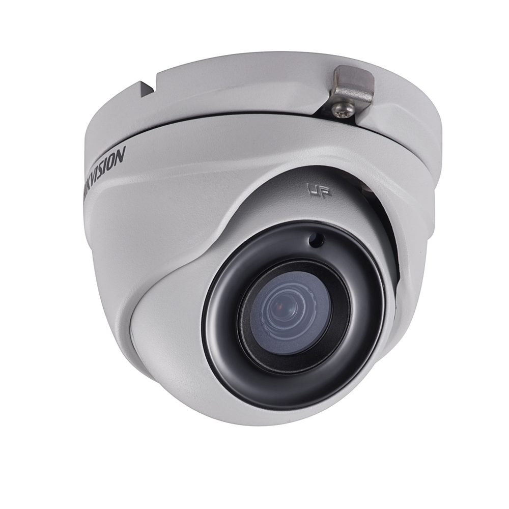 Camera supraveghere Dome Hikvision DS-2CE56H0T-ITMF, 5 MP, IR 20 m, 2.8 mm