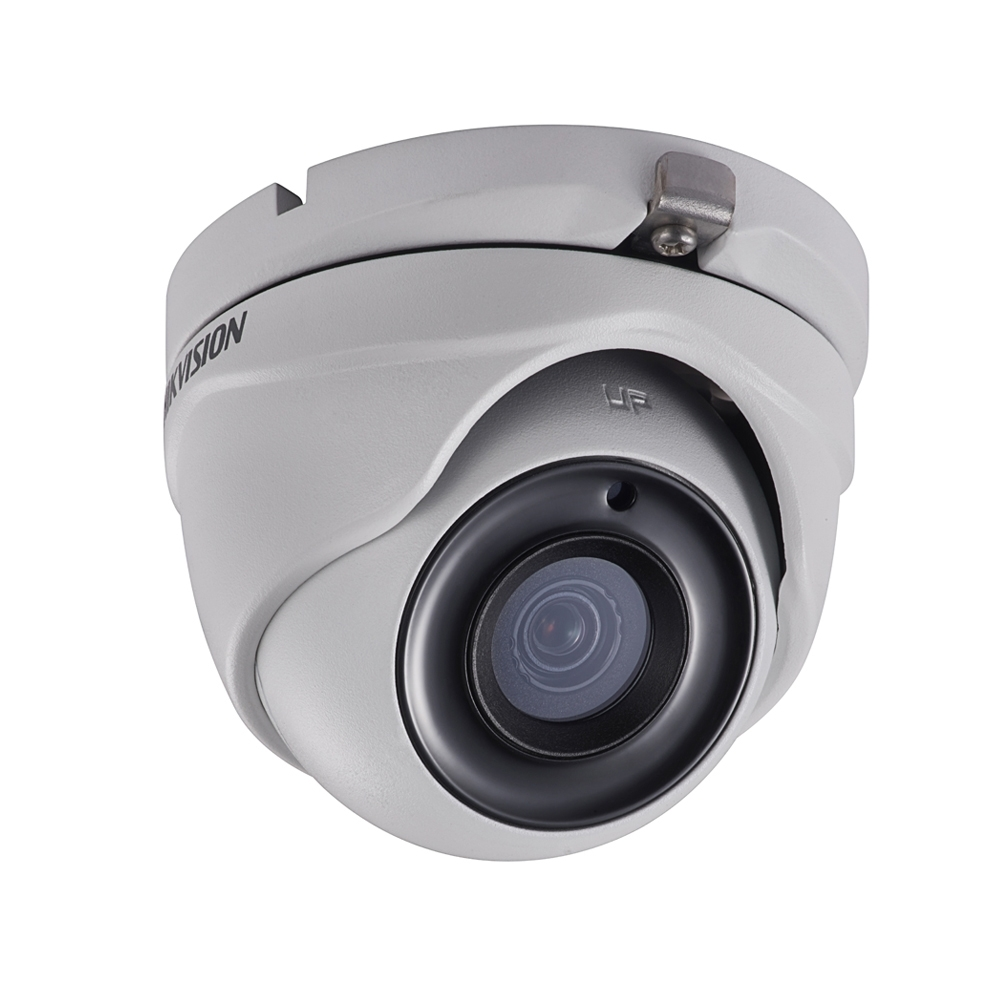 Camera Supraveghere Dome Hikvision Turbohd Poc Ds-2ce56h1t-itme, 5 Mp, Ir 20 M, 2.8 Mm