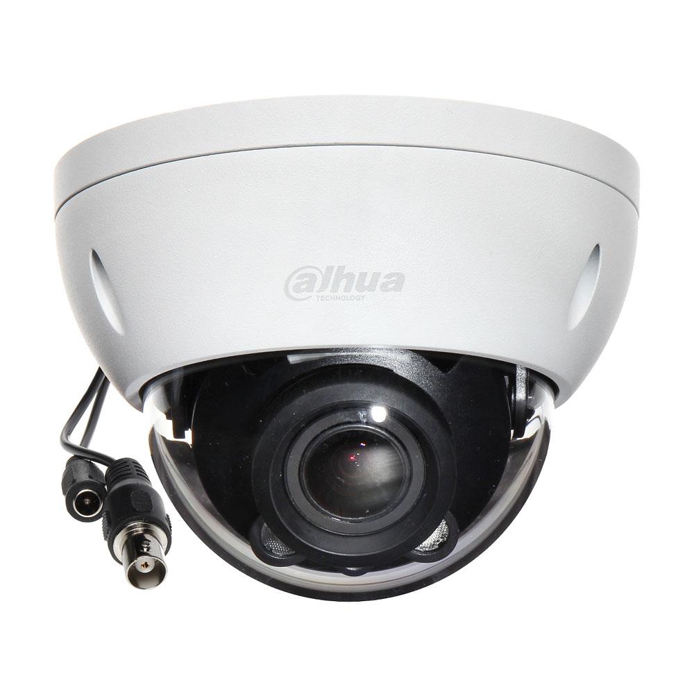 Camera supraveghere Dome Dahua HAC-HDBW1200R-Z-2712, 2 MP, IR 30 m, 2.7 - 12 mm, motorizat