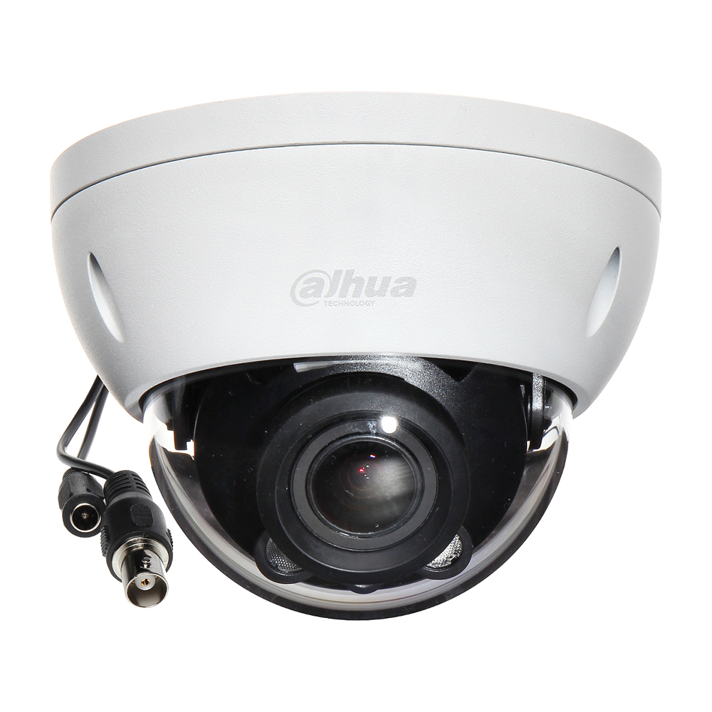 Camera supraveghere Dome Dahua HAC-HDBW1400R-Z-2712, 4 MP, IR 30 m, 2.7-12 mm imagine spy-shop.ro 2021