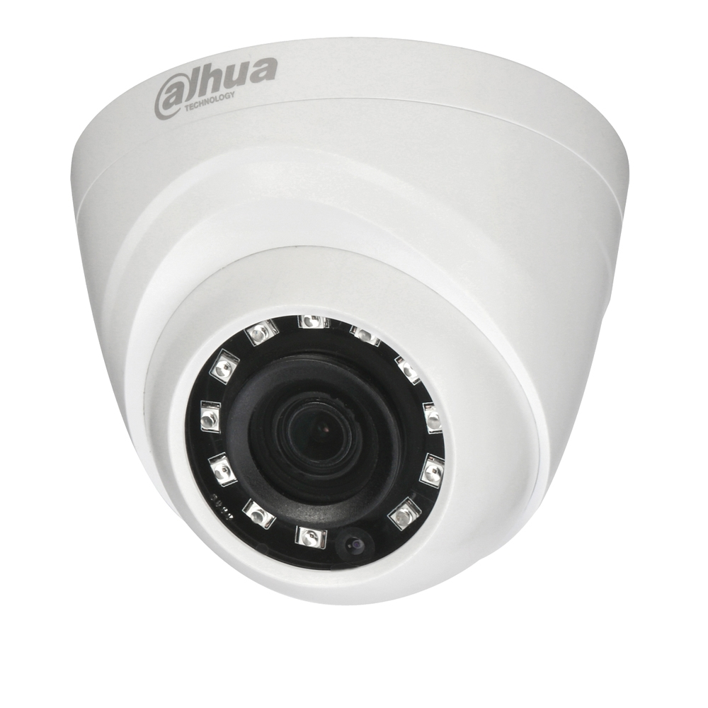 Camera supraveghere Dome Dahua HAC-HDW1200R, 2 MP, IR 20 m, 3.6 mm